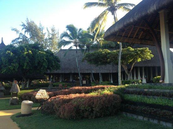 The Oberoi, Mauritius: Main Resto