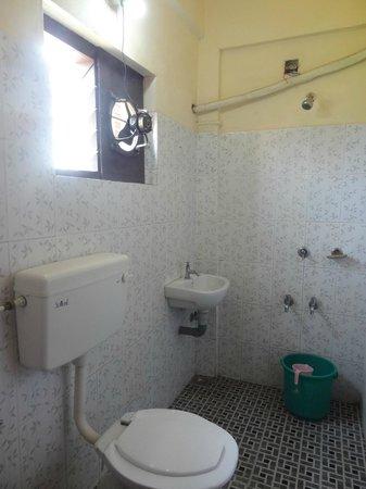 Cosy Regency : Bathroom