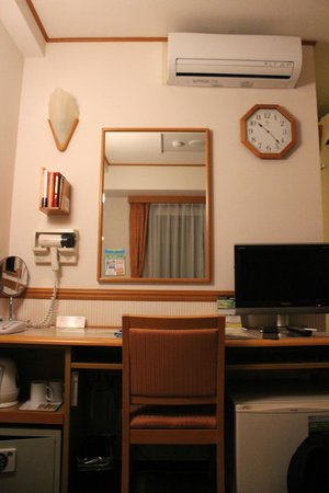 Toyoko Inn Kyoto Biwako Otsu : Chambre double économique