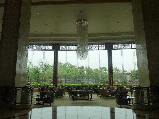Shangri-La Hotel Guilin: Lobby lounge