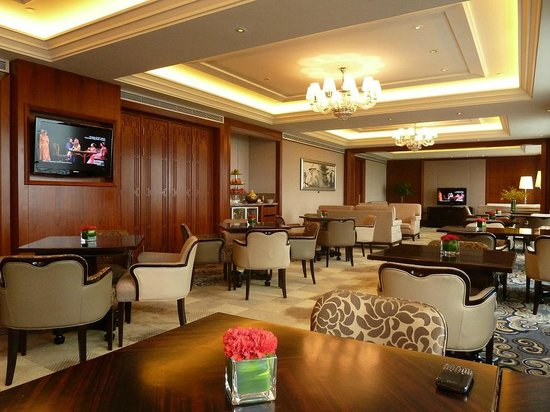 Shangri-La Hotel Guilin: Club Lounge