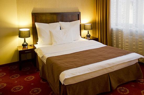 Hotel Columbus : standard DSU