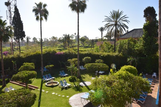 Hotel Chem A Marrakech