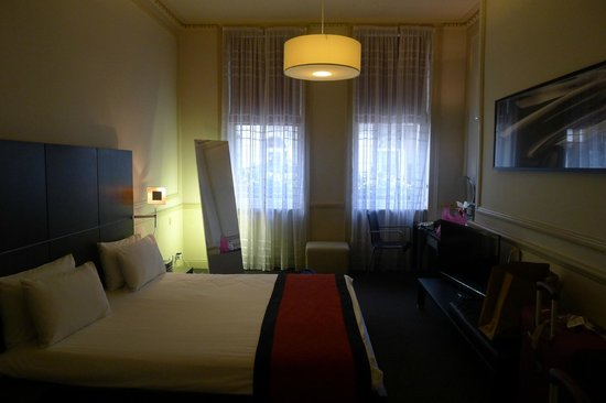 The Sumner Hotel : deluxe room