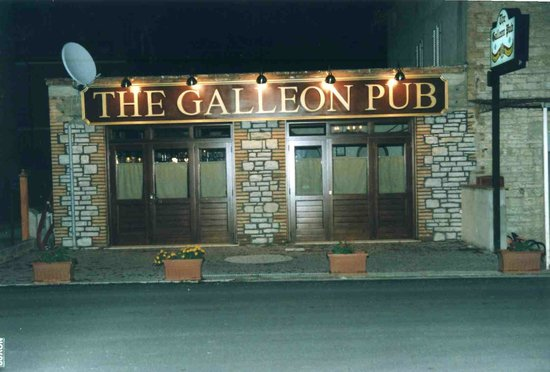 ‪The Galleon Pub & Pizzeria‬