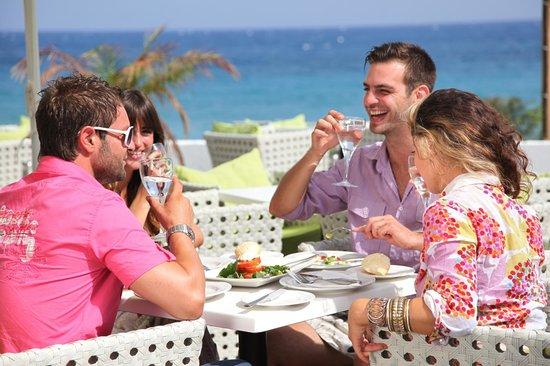 Villa Di Mare Rhodes Restaurant