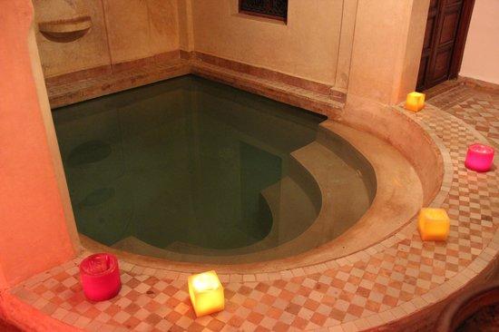 Riad 107: petit bain