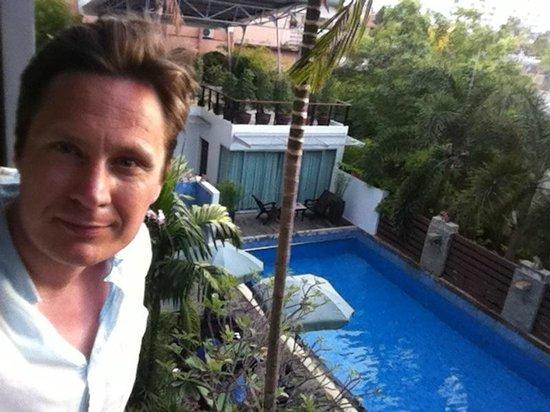 Baan Suwantawe: La piscine
