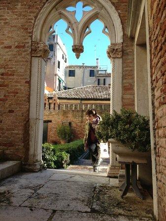 Venezia picture of palazzo contarini della porta di - Hotel della porta ...