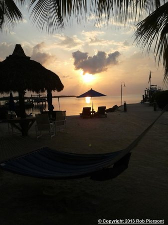 Island Bay Resort: sunset #2