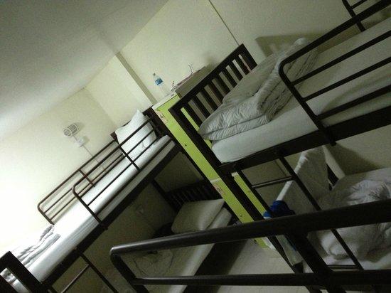 Asok Montri Hostel : ドミトリー