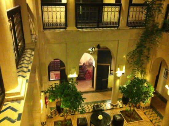 Angsana Riads Collection Morocco - Riad Dar Zaouia: Riad Dar Zaouia courtyard