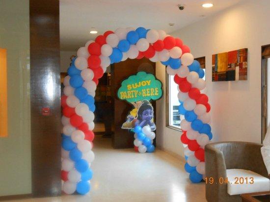 Octave Hotel & Spa, Sarjapur Road: Entrance