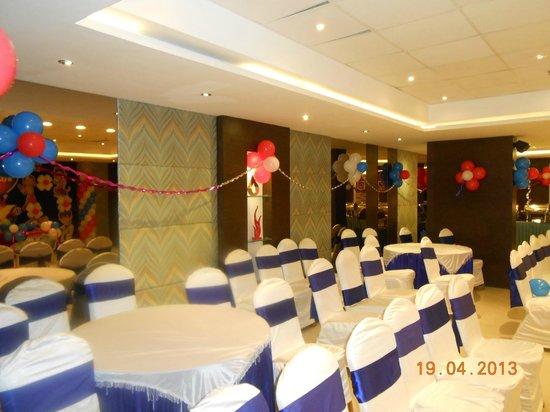 Octave Hotel & Spa, Sarjapur Road: Hall