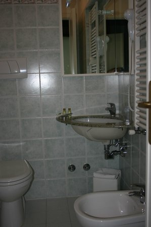 Hotel Miramare: Bagno