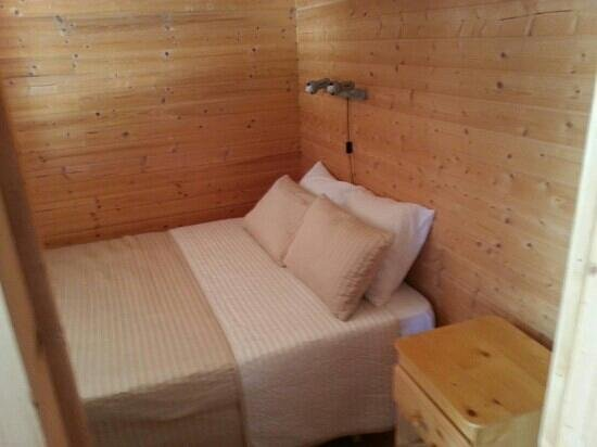 El Rancho: a cabin within the cabin a separate sleeping area