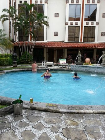 Sanur Paradise Plaza Hotel: nice pool