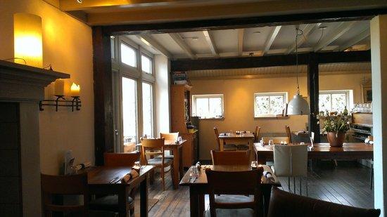 Herberg Het Volle Leven: Het restaurant