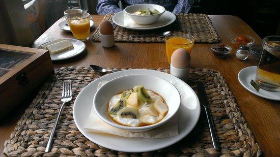 Herberg Het Volle Leven: Ontbijtje