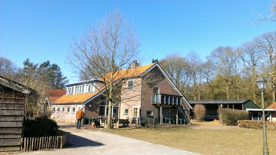 Herberg Het Volle Leven: Het hotel zit in een voormalige boerderij