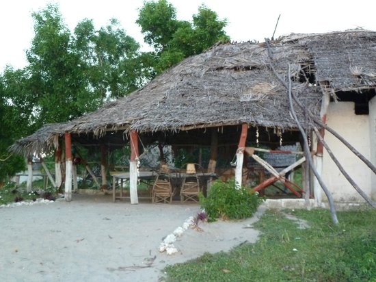 Verani Beach Hotel: State of the bungalows you will stay in