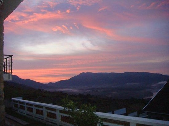 Mountain Club Resort: Sunrise