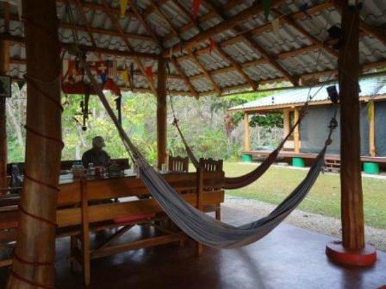 Fidelito Ranch & Lodge: Aufenthaltsbereich