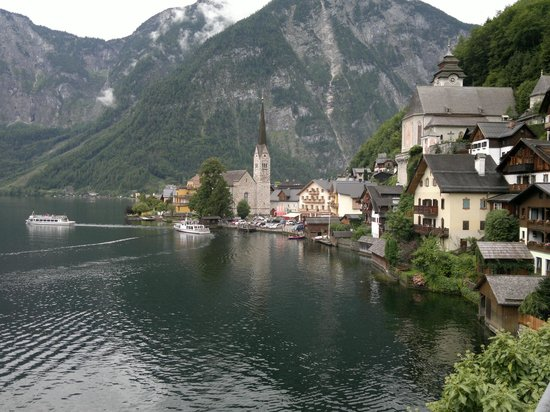 Obertraun, Austria: The Lake