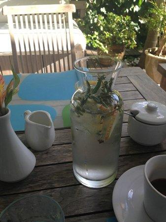 Cape Standard: Frühstück