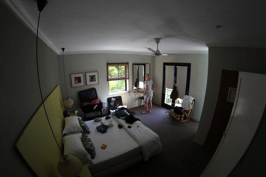 Cape Standard: Zimmer