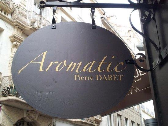 Aromatic : L'adresse incontournable !