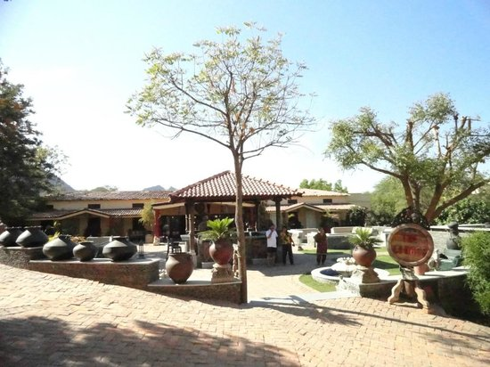 The Royal Retreat Resort & Spa, Udaipur: A part of the Resort area