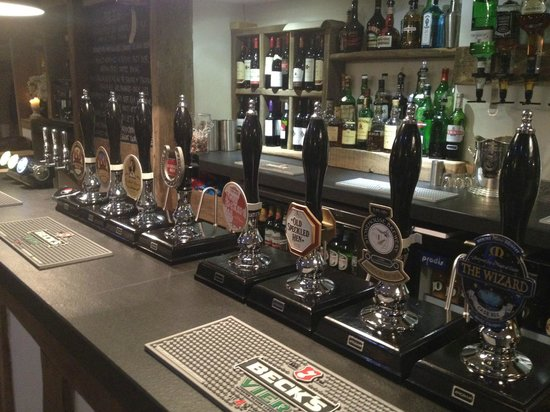 The Horse and Jockey: 8 ever changing real ales