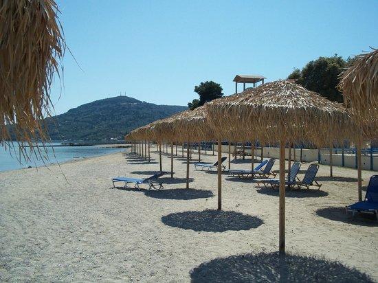 Moraitika, Grecia: Hotel Beach