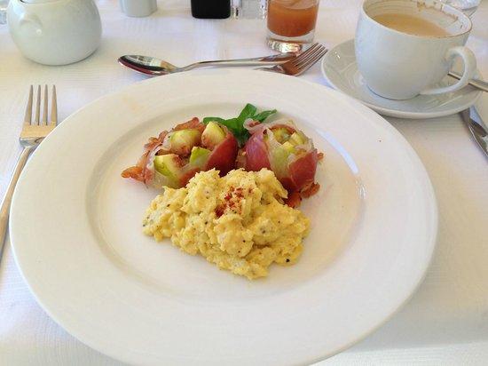 Fransvliet Guest House: Frühstück
