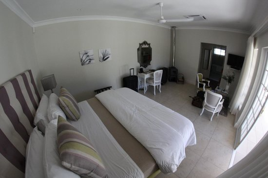 Fransvliet Guest House: Schlafzimmer