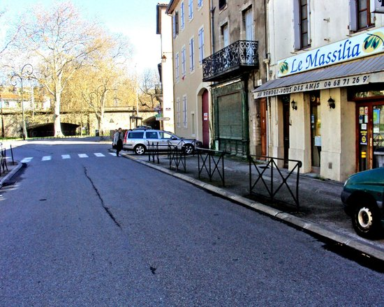 Le Massilia: My Restraunt of the year in  Carcassonne?