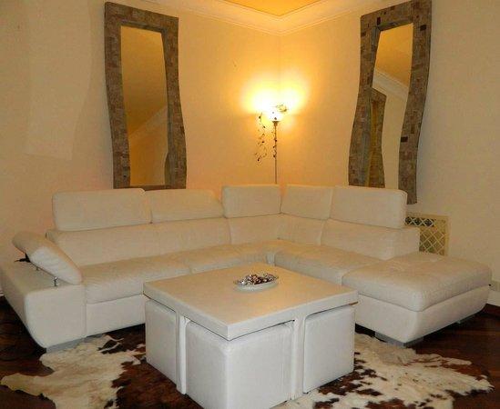 Hotel Delle Regioni: breckfast room