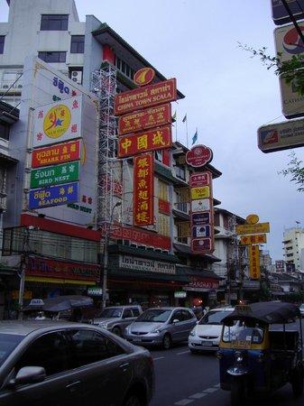 เยาวราช Cina Town,Bangkok