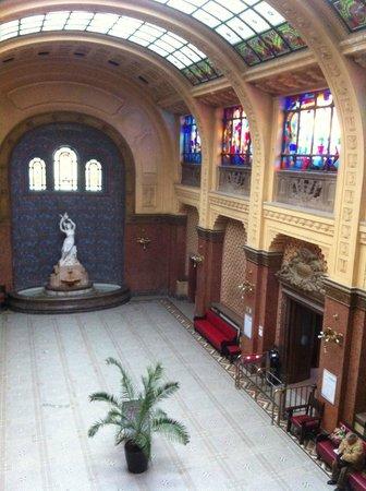 Danubius Hotel Gellert: Gellert Baths hall