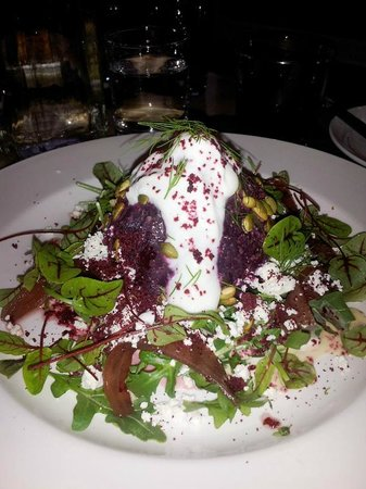The Willistead: Beet salad
