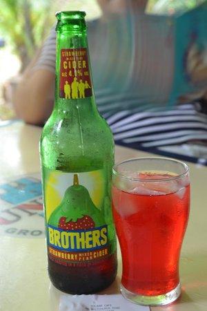 Colbar: Cider