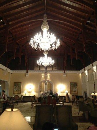 The Ritz-Carlton, Dubai : Afternoon tea
