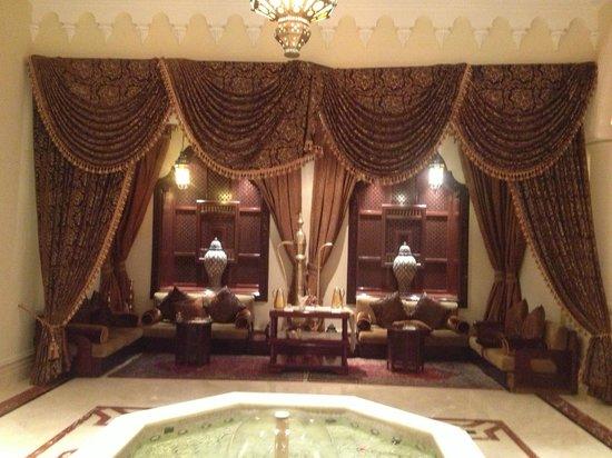 The Ritz-Carlton, Dubai : Allmänt område