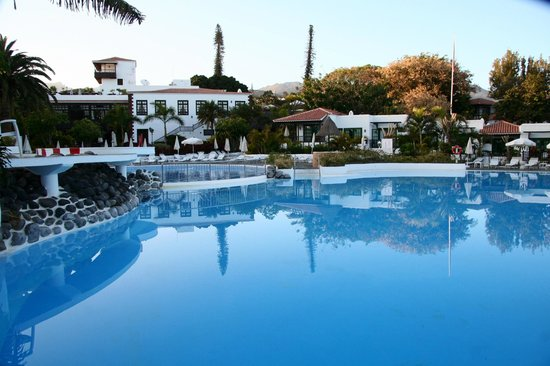 Playa de Santiago, İspanya: Tecina Pool