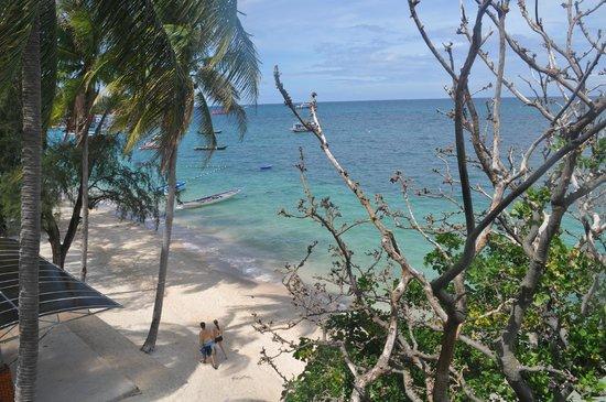 Koh Tao Regal Resort : View from room