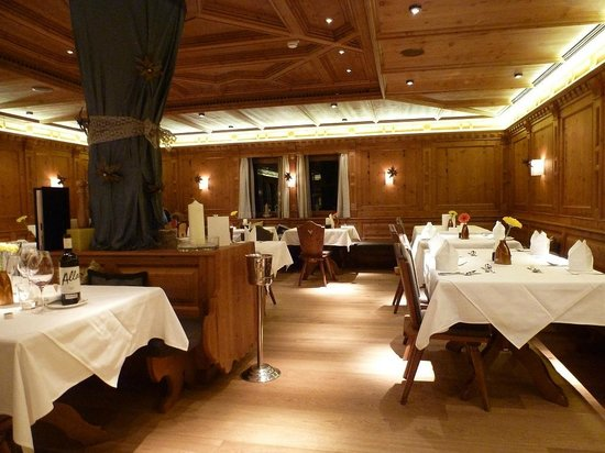 Hotel Schwarzbrunn: L'une des salles - Diner