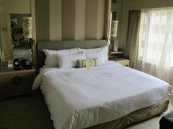 โรงแรมเดอะการ์เด้น: Soo comfy