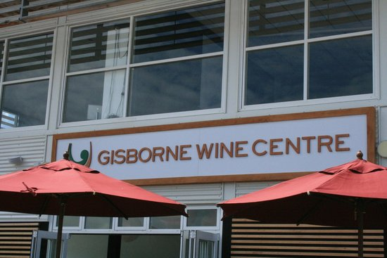 Gisborne Wine Centre: outside