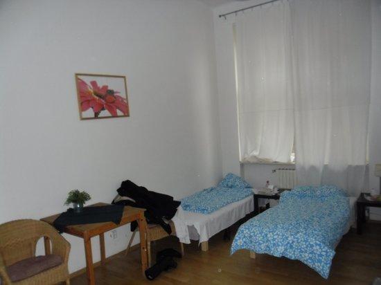 Rosemary Hostel: Dortoir femmes 4 lits